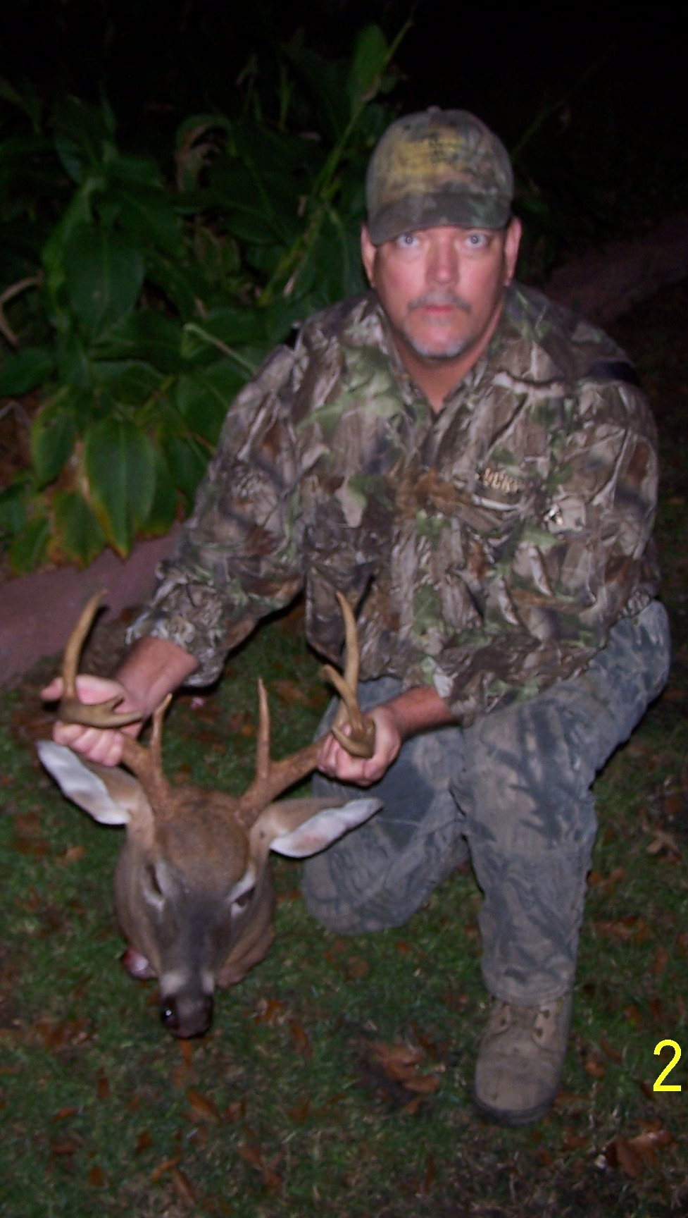"Dave Hemmingsen - 10/10/08 - 14.5"" Spread - Weighed 215 lbs"