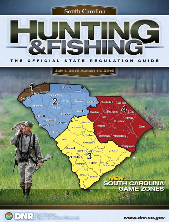 Scdnr rules and regulations autos post for Scdnr fishing report