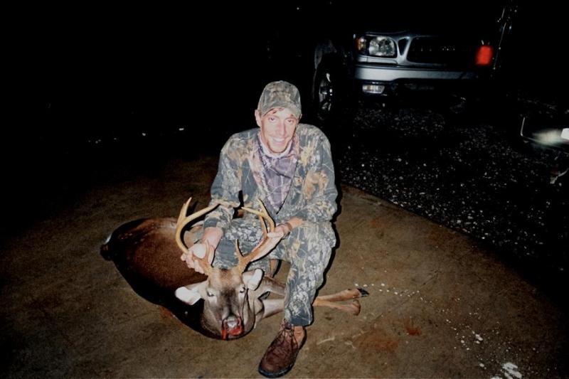 Chris Worrell -- 9-21-08 -- 1st Buck