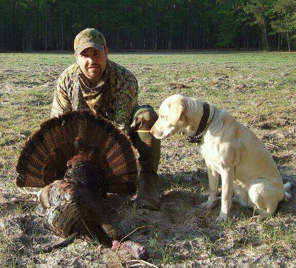 "Jimmy Kremidas - 4-8-11 - 15.6Lb - 10.5"" Beard - 1"" & 7/8"" Spurs"
