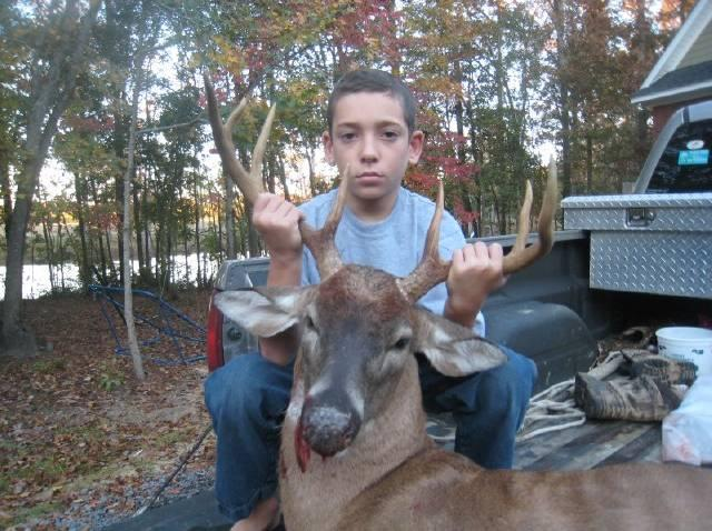Killed by Chuck Hewitt on 11/09/08