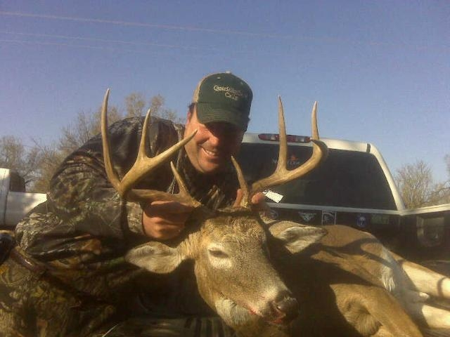Jay Gregg - Killed in Texas - Red River Valley Outfitters