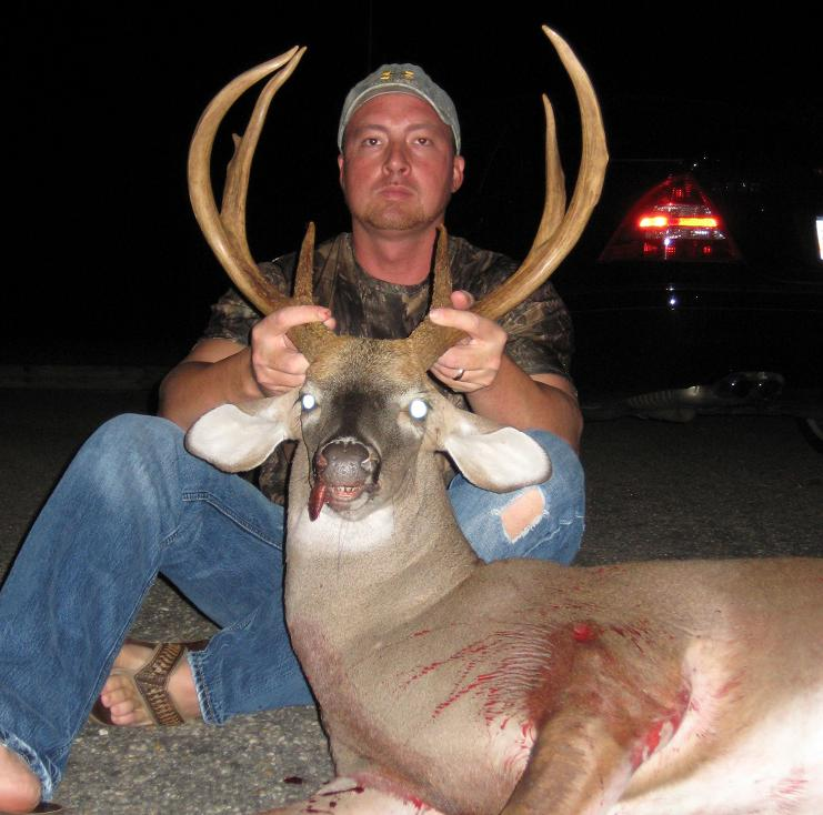 Jason Weatherford - 18-1/4 inch  7 point  180lbs